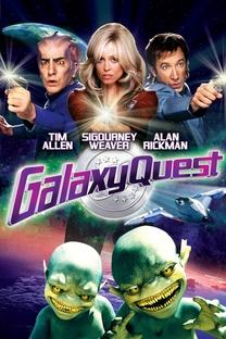 Galaxy Quest - Poster / Capa / Cartaz - Oficial 1