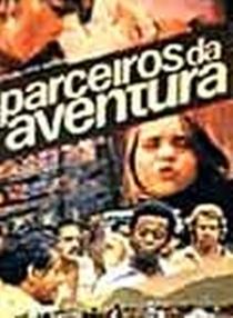 Parceiros da Aventura - Poster / Capa / Cartaz - Oficial 1