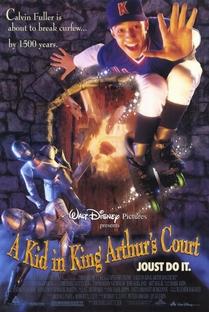 Um Garoto na Corte do Rei Arthur - Poster / Capa / Cartaz - Oficial 1