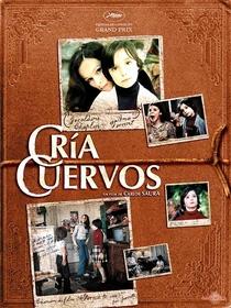 Cria Corvos - Poster / Capa / Cartaz - Oficial 9