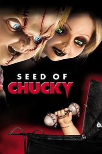 O Filho de Chucky - Poster / Capa / Cartaz - Oficial 5