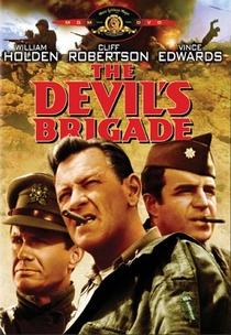 A Brigada do Diabo - Poster / Capa / Cartaz - Oficial 1