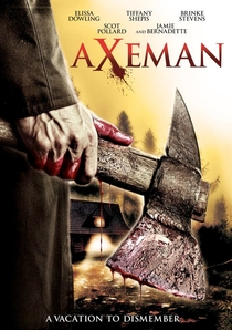 Axeman at Cutter's Creek  - Poster / Capa / Cartaz - Oficial 1