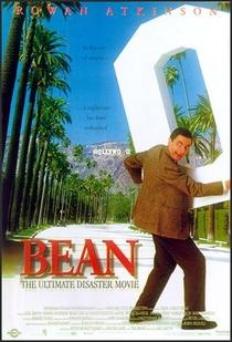 Mister Bean: O Filme - Poster / Capa / Cartaz - Oficial 3
