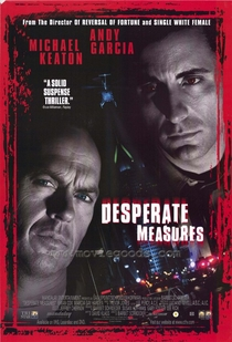 Medidas Desesperadas - Poster / Capa / Cartaz - Oficial 7