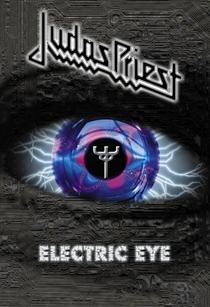 Judas Priest - Electric Eye - Poster / Capa / Cartaz - Oficial 1
