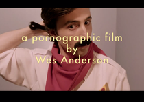 A porn by Wes Anderson - Poster / Capa / Cartaz - Oficial 1