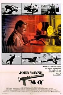 McQ - Um detetive acima da lei - Poster / Capa / Cartaz - Oficial 1