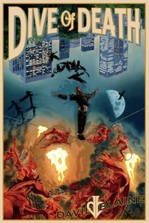 David Blaine - Mergulho da Morte - Poster / Capa / Cartaz - Oficial 1