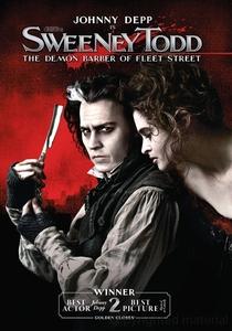 Sweeney Todd: O Barbeiro Demoníaco da Rua Fleet - Poster / Capa / Cartaz - Oficial 7