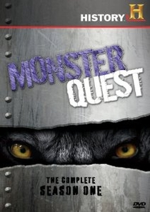 Monster Quest - Poster / Capa / Cartaz - Oficial 1
