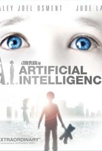 A.I. Inteligência Artificial - Poster / Capa / Cartaz - Oficial 5