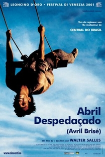 Abril Despedaçado - Poster / Capa / Cartaz - Oficial 1