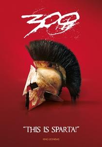 300 - Poster / Capa / Cartaz - Oficial 13