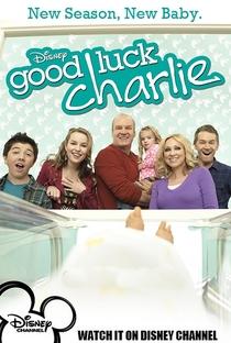 Boa Sorte, Charlie! (3ª temporada) - Poster / Capa / Cartaz - Oficial 1