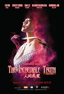 The Incredible Truth - Poster / Capa / Cartaz - Oficial 1