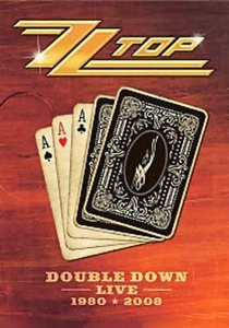 ZZ Top - Double Down Live - Poster / Capa / Cartaz - Oficial 1