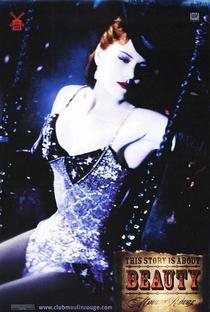 Moulin Rouge: Amor em Vermelho - Poster / Capa / Cartaz - Oficial 5