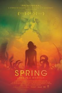 Primavera - Poster / Capa / Cartaz - Oficial 1
