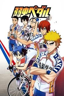 Yowamushi Pedal (1ª Temporada) - Poster / Capa / Cartaz - Oficial 16