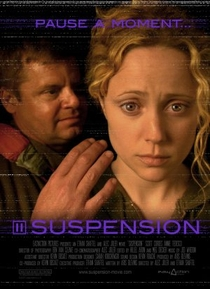 Suspension - Poster / Capa / Cartaz - Oficial 3