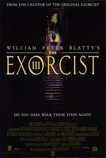 O Exorcista III - Poster / Capa / Cartaz - Oficial 1