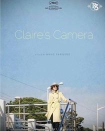 A Câmera de Claire - Poster / Capa / Cartaz - Oficial 2
