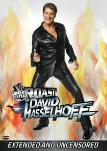 Comedy Central Roast of David Hasselhoff - Poster / Capa / Cartaz - Oficial 1