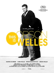 This Is Orson Welles - Poster / Capa / Cartaz - Oficial 2
