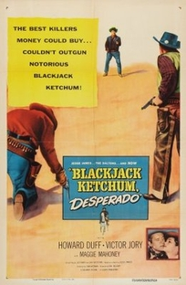 O Pistoleiro Negro - Poster / Capa / Cartaz - Oficial 1