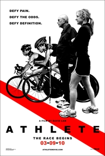 Athlete - Poster / Capa / Cartaz - Oficial 2