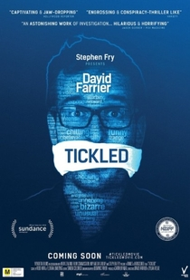Tickled - Poster / Capa / Cartaz - Oficial 2