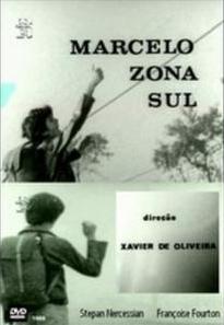 Marcelo Zona Sul - Poster / Capa / Cartaz - Oficial 1