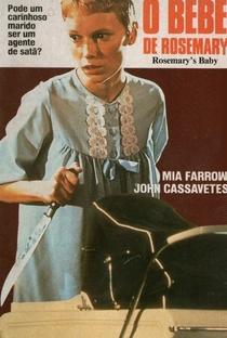 O Bebê de Rosemary - Poster / Capa / Cartaz - Oficial 8