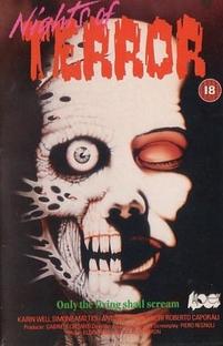 A Noite do Terror - Poster / Capa / Cartaz - Oficial 7