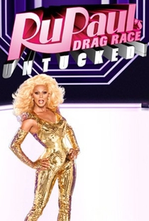 RuPaul's Drag Race: Untucked! Season Four - Poster / Capa / Cartaz - Oficial 1