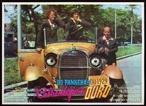 Os Pankekas e o Calhambeque de Ouro - Poster / Capa / Cartaz - Oficial 2