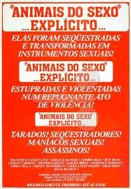Animais do Sexo - Poster / Capa / Cartaz - Oficial 1