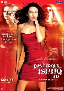 Dangerous Ishhq - Poster / Capa / Cartaz - Oficial 2