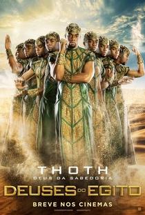 Deuses do Egito - Poster / Capa / Cartaz - Oficial 7