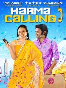 Karma Calling - Poster / Capa / Cartaz - Oficial 1