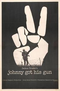 Johnny Vai à Guerra - Poster / Capa / Cartaz - Oficial 1