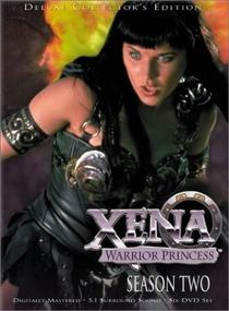 Xena: A Princesa Guerreira (2ª Temporada) - Poster / Capa / Cartaz - Oficial 2