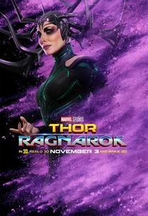 Thor: Ragnarok - Poster / Capa / Cartaz - Oficial 9