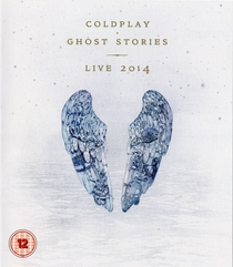 Coldplay: Ghost Stories  - Poster / Capa / Cartaz - Oficial 1