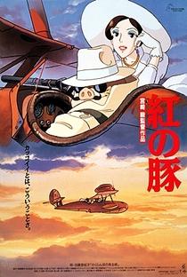 Porco Rosso: O Último Herói Romântico - Poster / Capa / Cartaz - Oficial 2