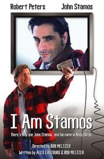 I Am Stamos - Poster / Capa / Cartaz - Oficial 1