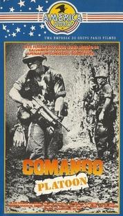 Comando Platoon - Poster / Capa / Cartaz - Oficial 1