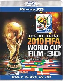 Copa do Mundo FIFA 2010 em 3D - Poster / Capa / Cartaz - Oficial 1
