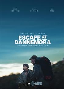 Escape at Dannemora - Poster / Capa / Cartaz - Oficial 4